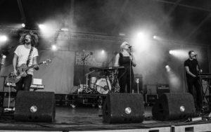 Nina June & band